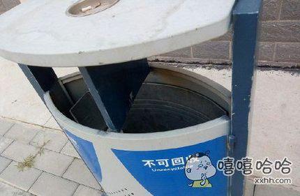 小区的分类垃圾桶,有什么意义吗