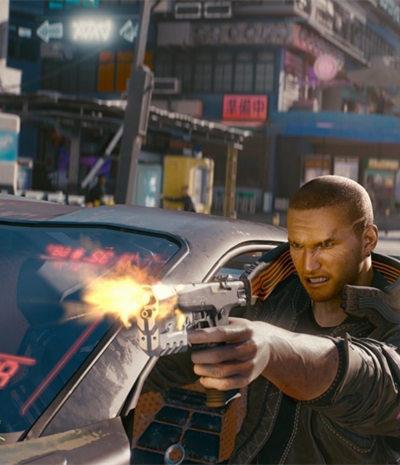 《赛博2077》 杀戮影响NPC态度