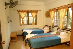 清迈特里克营酒店(Trekker Camp Chiang Mai)