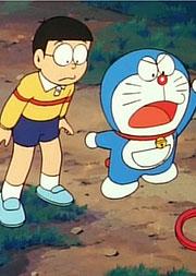 哆啦A梦1987剧场版:大雄与龙骑士