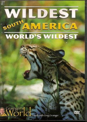 狂野的南美洲