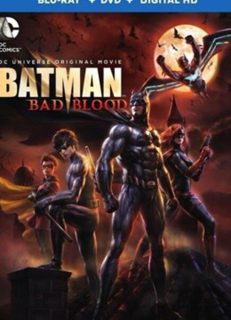 蝙蝠侠: 坏血