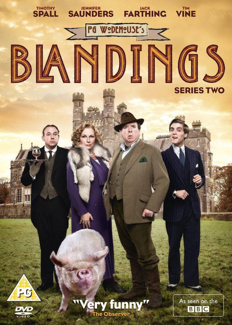 布兰丁斯城堡第二季