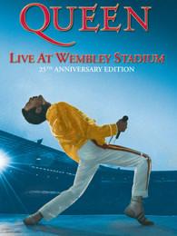 QUEEN  Live At Wembley Stadium现场完整版