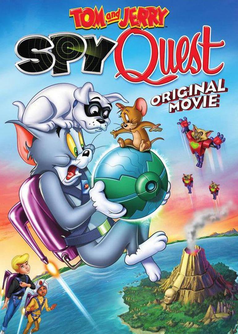 猫和老鼠:搜寻间谍