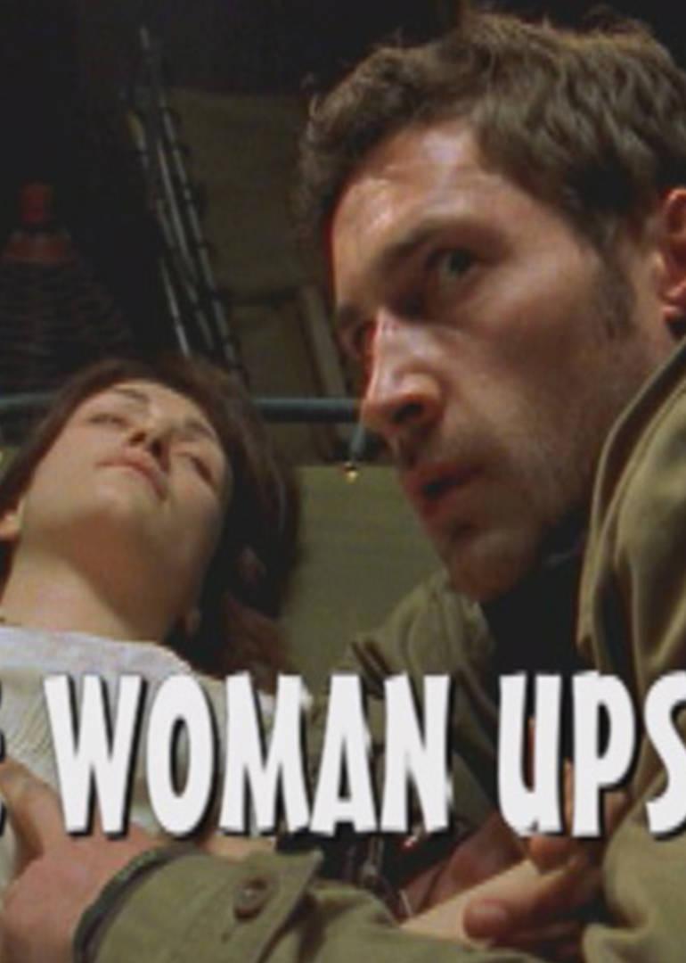 楼上的女人